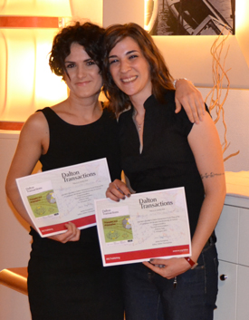 Poster Prize CoGICO 2012