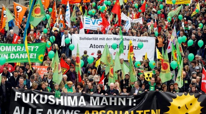 Social bases of nuclear energy policies in Europe